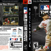 Playstation 3 - MLB The Show 09