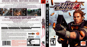 Playstation 3 - Time Crisis 4