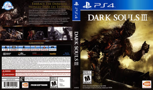 PS4 - Dark Souls 3 The Fire Fades Edition