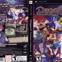 PSP - Disgaea Afternoon of Darkness
