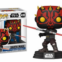 Funko POP! Darth Maul (The Clone Wars) #410