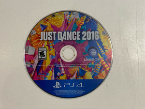 PS4 - Just Dance 2016