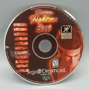 Dreamcast - Virtua Fighter 3tb