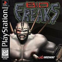 PLAYSTATION - Bio Freaks