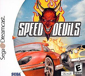 Dreamcast - Speed Devils