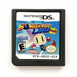 DS - Bomberman Land Touch!