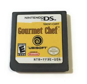 DS - Gourmet Chef