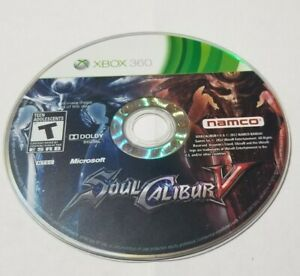 Xbox 360 - Soul Calibur V