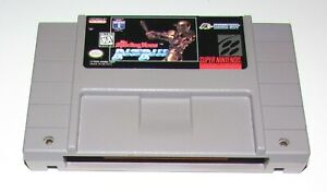 SNES - The Sporting News Baseball