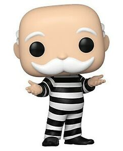 Funko POP! Mr. Monopoly (In Jail) #32