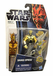 Star Wars TCW - Savage Opress