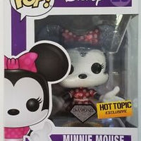 Funko POP! Minnie Mouse #23 {Diamond Collection}