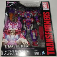 Transformers Generations - Autobot Sovereign & Alpha Trion