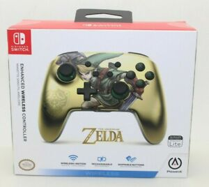 SWITCH - The Legend of Zelda enhanced Wireless Controller