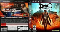 Playstation 3 - DMC Devil May Cry