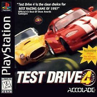PLAYSTATION - Test Drive 4