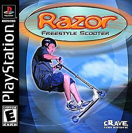 PLAYSTATION - Razor Freestyle Scooter