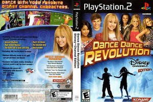 Playstation 2 - Dance Dance Revolution Disney