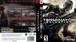 Playstation 3 - Terminator Salvation