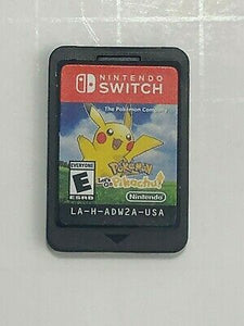 SWITCH - Pokemon: Let's Go Pikachu!