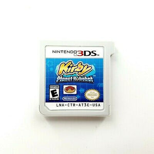 3DS - Kirby Planet Robobot