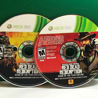 Xbox 360 - Red Dead Redemption: GOTY Edition