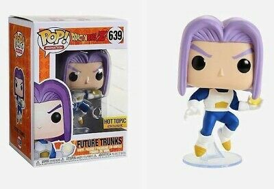 Funko POP! Future Trunks #639