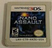3DS - Nano Assault