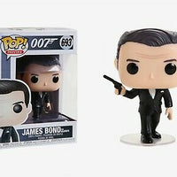 Funko POP! James Bond from Goldeneye #693