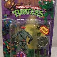 TMNT 1992 Movie Star Foot Soldier {UNPUNCHED}