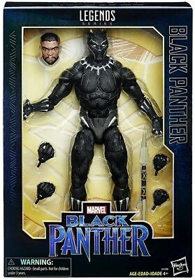 Marvel Legends Black Panther 12-Inch