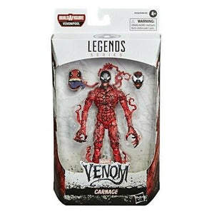 Marvel Legends Carnage (Venompool BAF)