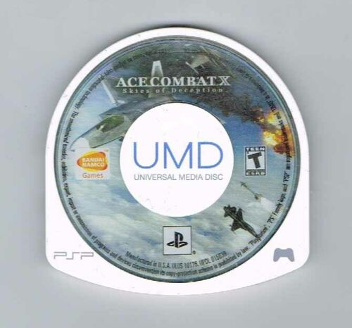 PSP - Ace Combat X: Skies of Deception