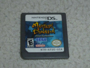 DS - Mystery Dungeon: Shiren the Wanderer
