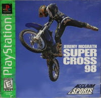 PLAYSTATION - Jeremy McGrath SuperCross 98
