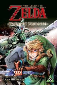The Legend of Zelda: Twilight Princess, Vol. 8 Book