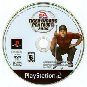 Playstation 2 - Tiger Woods PGA Tour 2004