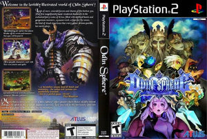 Playstation 2 - Odin Sphere