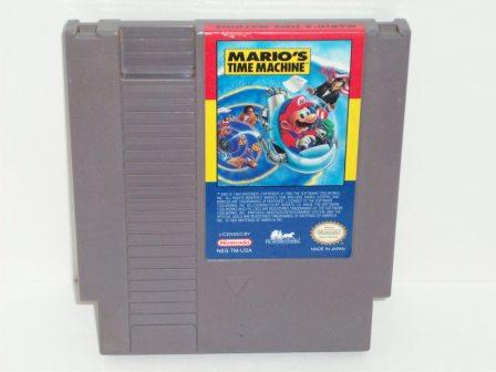 NES - Mario's Time Machine