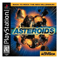 PLAYSTATION - Asteroids