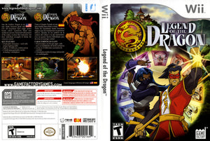 Wii - Legend of the Dragon