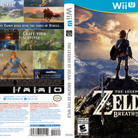 WII U - The Legend of Zelda Breath of the Wild