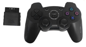 Playstation 2 WIRELESS DOUBLE-SHOCK 2 CONTROLLER (BLACK)