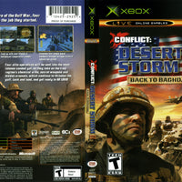 XBOX - Conflict Desert Storm II Back To Baghdad