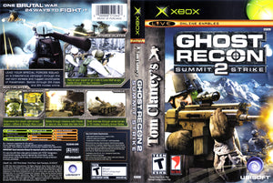 XBOX - Tom Clancy's Ghost Recon 2 Summit Strike