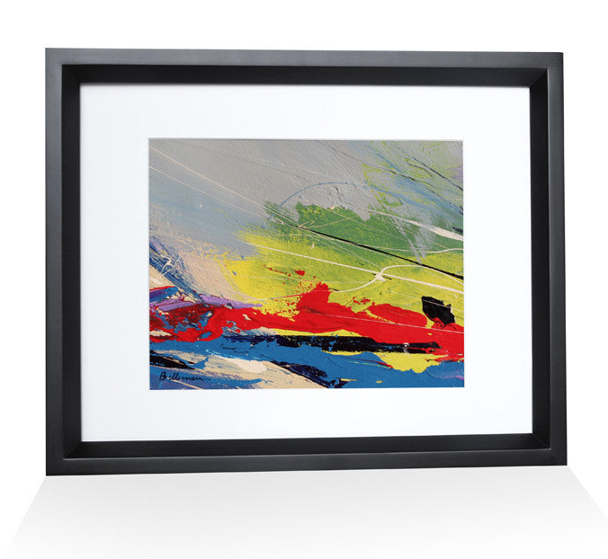 colors0011 Painting - Unique Abstract Art by Pierre Bellemare