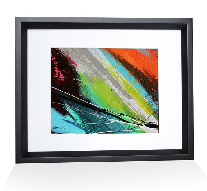 colors0013 Painting - Unique Abstract Art by Pierre Bellemare