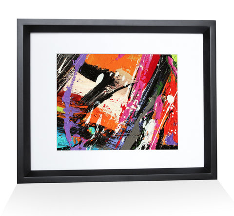 colors0018 Painting - Unique Abstract Art by Pierre Bellemare