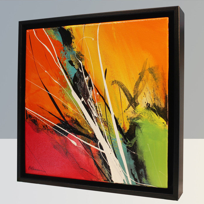Joya 50 Painting - Unique Abstract Art by Pierre Bellemare