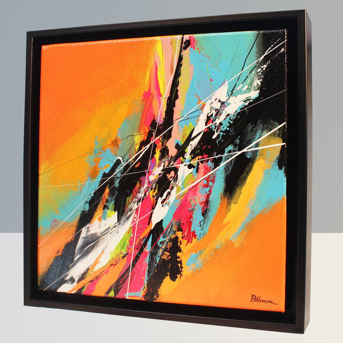 Joya 54 Painting - Unique Abstract Art by Pierre Bellemare